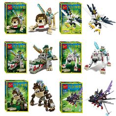 Qigong legendary animal editon 2 CHIMAED Super Heroes Minifigure Building Blocks Bricks For Kids Toys compatible with legoe-in Blocks from Toys & Hobbies on Aliexpress.com | Alibaba Group