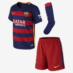 ddc1d2c26587a Zestaw piłkarski dla małych dzieci (3–8 lat) 2015 16 FC Barcelona