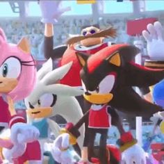 Even in the Olympics he's so edgy� Sonic The Hedgehog, Hedgehog Movie, Silver The Hedgehog, The Sonic, Shadow The Hedgehog, Sonic Fan Characters, Nintendo Characters, Odst Halo, Sonic & Knuckles