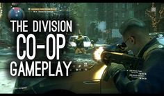 The Division Co-op Gameplay on Xbox One – Let's Play The Division