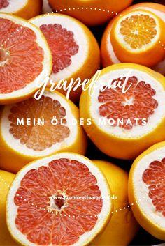 Grapefruit - mit der Paradiesfrucht gegen Heißhunger und für eine gute Stimmung!