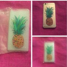 New Colorful Pineapple iPhone 6/6s Case New Colorful Pineapple iPhone 6/6s Phone Case   Soft case  Super cute colorful pineapple design   Perfect for Spring ☀️   I accept reasonable offers & give discounts on bundles, so ask away!  Accessories Phone Cases