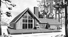 Beach House Plan with 4 Bedrooms and 2.5 Baths - Plan 4196