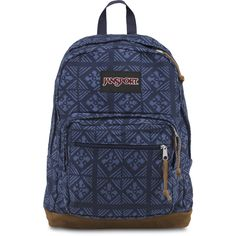 Jansport Right Pack World Backpack | Blueindigoa
