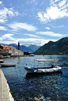 Perast - Bouches de Kotor - Montenegro © Leonor de Bailliencourt