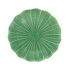 Sousplat Vert Verde 32cm - Home Style