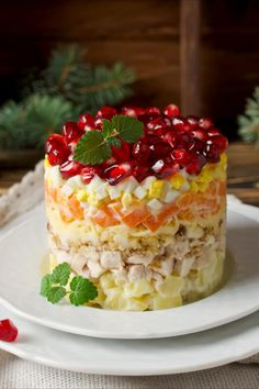 Appetizer Salads, Appetizers, Party Buffet, Catering Food, Antipasto, Bon Appetit, Tapas, Food And Drink, Low Carb