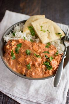 Paneer Makhani in the crockpot, via Crockpot Gourmet