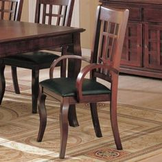 Create a fantastic setting for dining in your home with the elegant Newhouse collection