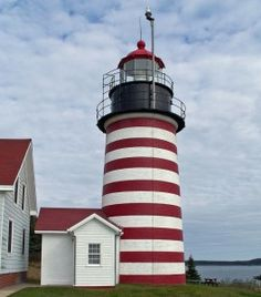 #21 Maine Thing To Do - Find a Maine Lighthouse