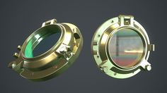 .-| Week 8 - The Weekly Hard Surface Challenge |-. - Page 15 - Polycount Forum