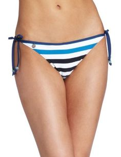 Lole Women's Tropical Bottom by Lole. $27.75. This reversible low swim bottom, with beaded side ties, burns up the boardwalk in Lolë's four-way stretch, chlorine-resistant Swim Tech tricot. Our nylon/elastane blend makes your butt look buff, while its chlorine-resistant, quick-dry properties and UPF 50+ factor make it a must for swimming, paddling… or just looking fabulous.