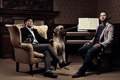 Promotional Music Work - Tom Barnes | Music & Portrait Photographer