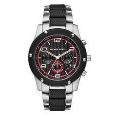 Interessante Armbanduhr mit lässigem Armband. https://www.uhrcenter.de/uhren/michael-kors/herrenuhren/michael-kors-caine-chronograph-herrenuhr-mk8474/