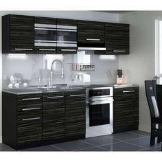 Küche Color 340 cm Küchenzeile Küchenblock Einbauküche in ... | {Küchenzeilen weiß 88}