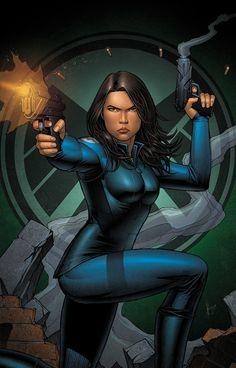 Agentes de SHIELD 15 Concluyen los especiales del cincuenta aniversario, con una aventura que descubre los explosivos secretos de la Agente Melinda May. ¿Qué ocurre cuando en una misión en la que May lidera a un grupo de nuevos reclutas todo sale mal?