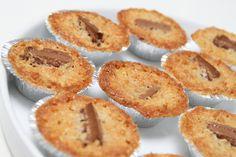 Havrekakor med chokladfyllning   Bakverk och Fikastunder