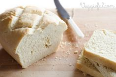 Veggieful: Vegan Bread Recipe #vegan #bread #recipe