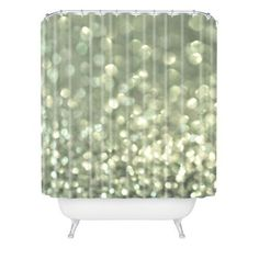 Silver Screen Shower Curtain gifts for home decor lovers