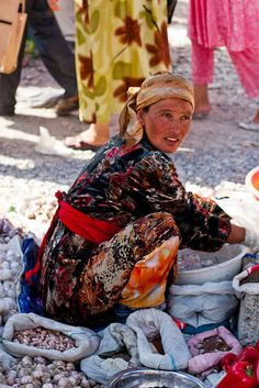 market, Urgut, Uzbekistan.  Photo: soyignatius, via Flickr