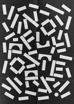 "inzpired: ""doworkdesign: "" No Fly Poster by Till Wiedeck "" Art+Design+Fashion+Interiors @ inzpired.tumblr.com """