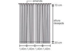 Confira respostas para as dúvidas mais comuns sobre cortinas.