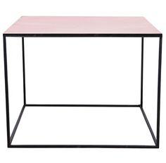 Cube soffbord - koppar