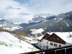 Sneeuw in de bergen  Foto :buienradar