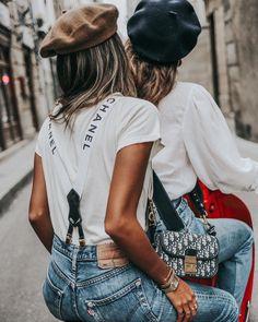 "Sara (@collagevintage) on Instagram: ""Parisian Details ✨ @sincerelyjules @kevinberruuu"""