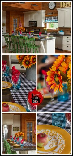 Kitchen Decor for Fall