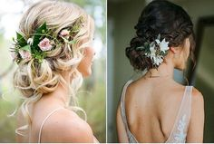 Nice Most Popular Wedding Hairstyle That Will Make The Bridal More Beautiful: 45+ Beautiful Ideas  https://oosile.com/most-popular-wedding-hairstyle-that-will-make-the-bridal-more-beautiful-45-beautiful-ideas-10951