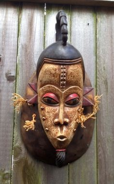AFRICA,GURO,MASK,TRIBAL,ART WOOD,CARVING,AFRICAN,TRIBAL,ART