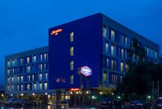 Hampton by Hilton Samsun Samsun Located close to city?s industrial zone, Hampton by Hilton Samsun offers 24-hour front desk service and free private parking on site. The hotel has a modern fitness centre and soundproofed rooms with free Wi-Fi.