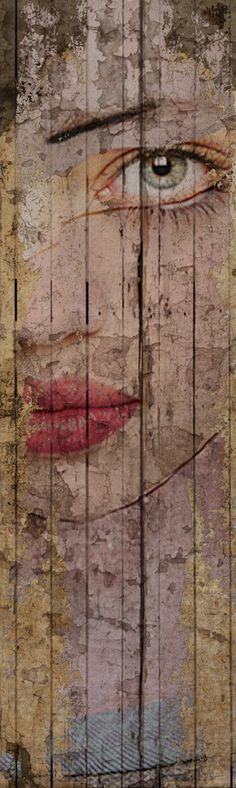 ANTONIO MORA Timeskin. This is my favourite Mora image.