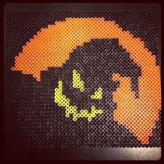 Halloween (Oogie Boogie) perler beads by c_laddgames