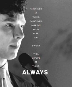 "Sherlock: This was ""His Last Vow"" to Mary and John. Sherlock Holmes Bbc, Sherlock Fandom, Sherlock Quotes, Sherlock John, Sherlock His Last Vow, Sherlock Anime, Watson Sherlock, Jim Moriarty, Sherlock Wallpaper"