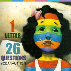 How many questions should you fit into one letter? Two? Three? One hundred and four? David Shannon might have the answer in this Dear Author post! #JNBlog #DearAuthor #DavidShannon