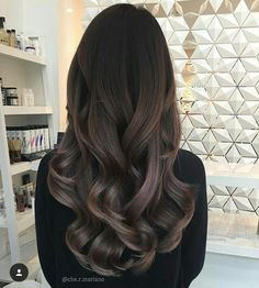 Long Wavy Ash-Brown Balayage - 20 Light Brown Hair Color Ideas for Your New Look - The Trending Hairstyle Brown Hair Balayage, Brown Blonde Hair, Hair Color For Black Hair, Light Brown Hair, Hair Color Balayage, Brown Hair Colors, Hair Highlights, Brown Bayalage, Blonde Balayage