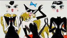 By Alber Elbaz for Lancome