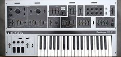 Teisco 110-F Duophonic Synthesizer