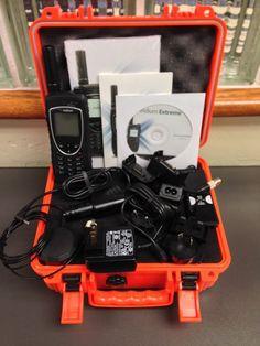 Iridium 9575 Extreme Satellite Phone Kit w/ Waterproof Case Free Shipping #Iridium #Emergency #PREPPING Satellite Phone, Reception Areas, Mobiles, Prepping, Phones, Guns, Dish, Free Shipping, Learning