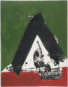 Robert Motherwell 'No. 3', 1970 © Dedalus Foundation, Inc/VAGA, New York and…                                                                                                                                                     More