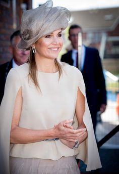 On June 09, 2016, Dutch Queen Maxima launched National campaign of the 11th Neighbour's Day (Burendag) 2016 in Urk, The Netherlands.