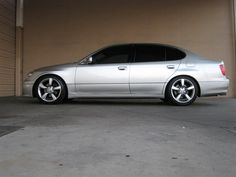 My 99 Lexus GS400. Not bad for almost 14yrs old.SOLD 02