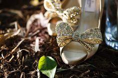 Gorgeous Valentino shoes ~ via http://StyleMePretty.com/georgia-weddings/2012/04/16/atlanta-wedding-at-barnsley-gardens-resort-by-nadia-d-photography/ Photography by nadiadphoto.com