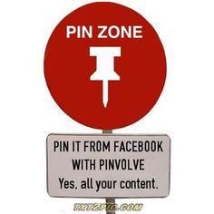 Want to share our content on Pinterest? Click the big red P and Pin it from Facebook. ★Get Pinvolve for your page★:  www.pinvolve.co/