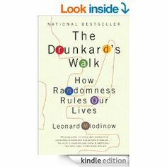AmazonSmile: The Drunkard's Walk: How Randomness Rules Our Lives eBook: Leonard Mlodinow: Interesting but I got bogged down in the statistics. 272 pages, 3 stars