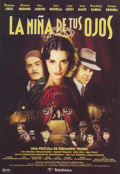 La mejor película de Penélope Cruz. Una de las mejores de cines español <3