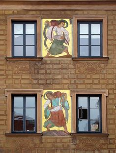House under the Lion - Warsaw Poland Painting, Artist Inspiration, Art, Inspiration