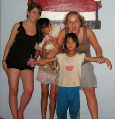 Playing games with the kids from the orphanage - Volunteer with GoEco in Thailand with the Learn, Travel and Volunteer program - for more information visit the project page - http://www.goeco.org/project/24/Volunteer_in_Thailand_Learn,_volunteer_and_travel